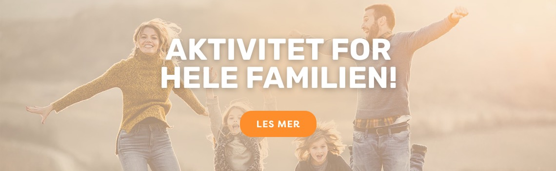 Aktivitet for hele familien